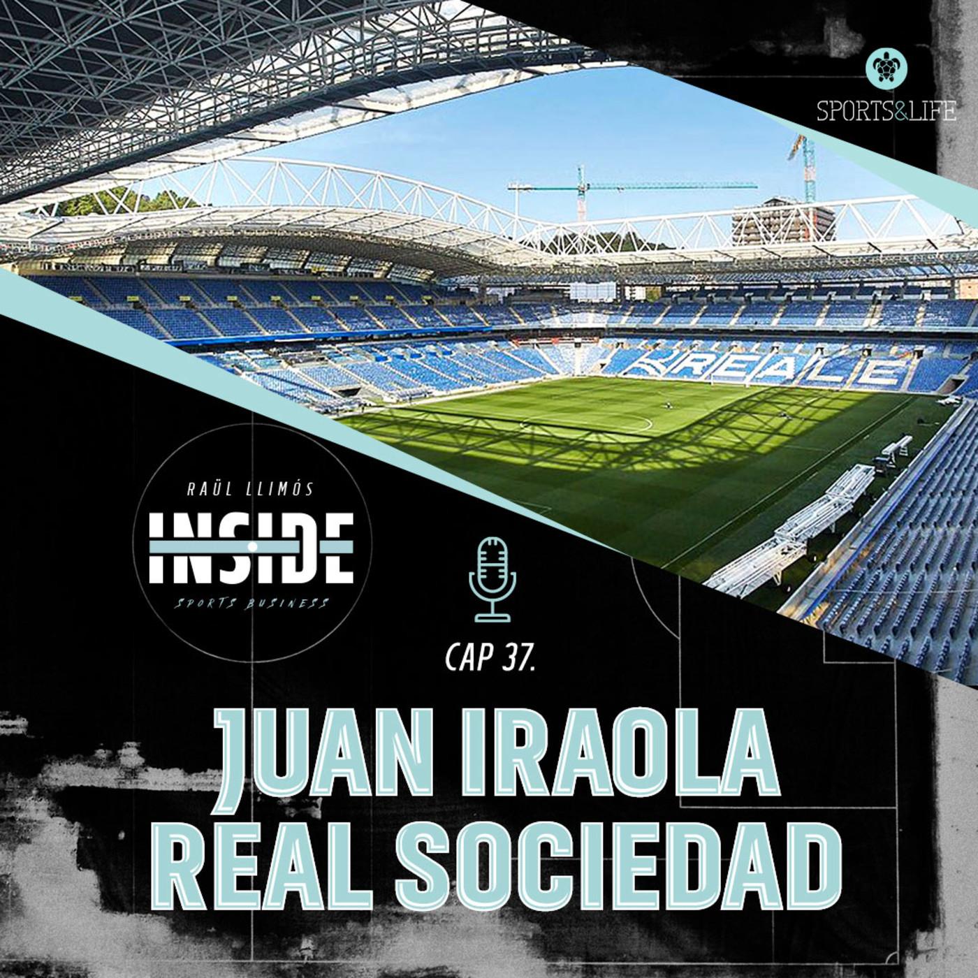 #37. Juan Iraola (Real Sociedad)