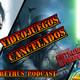 Retrus Podcast Episodio 4 Vídeo juegos cancelados