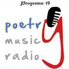 PoetryMusicRadio Programa 19 - 08.06.16