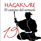 607   HAGAKURE, el camino del Samurai 19x20 (lealtad a la muerte)