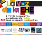 08 La Voz EHE - CINE Y LITERATURA