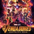 Vengadores: Infinity War (2018) #CienciaFicción #Fantástico #Acción #peliculas #audesc #podcast