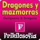 1x11. DRAGONES Y MAZMORRAS La serie de dibujos (Dungeons & Dragons / Calabozos y Dragones) Marvel Comics - FRIKILOSOFÍA