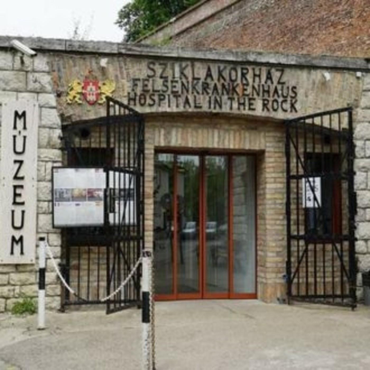 Planeta Zero - 33 - El Hospital en la Roca de Budapest