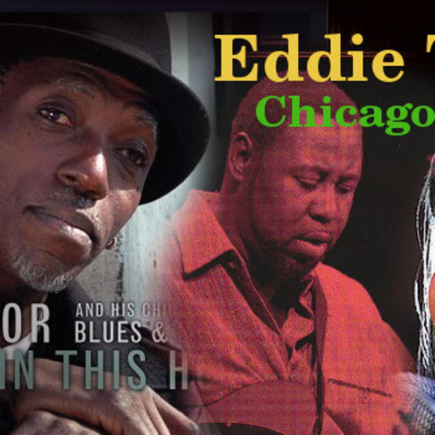 Blues de Verdad - podcast 47: EDDIE TAYLOR, Chicago Blues (pt 2)