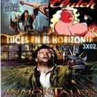 Luces en el Horizonte 3X02: Los Inmortales, Clutch, Brutal Legend