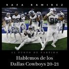NFL Hablemos de los Dallas Cowboys 20-21