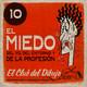 10 #ECDD · El Miedo: del YO, del Entorno y de la Profesión - El Club del Dibujo