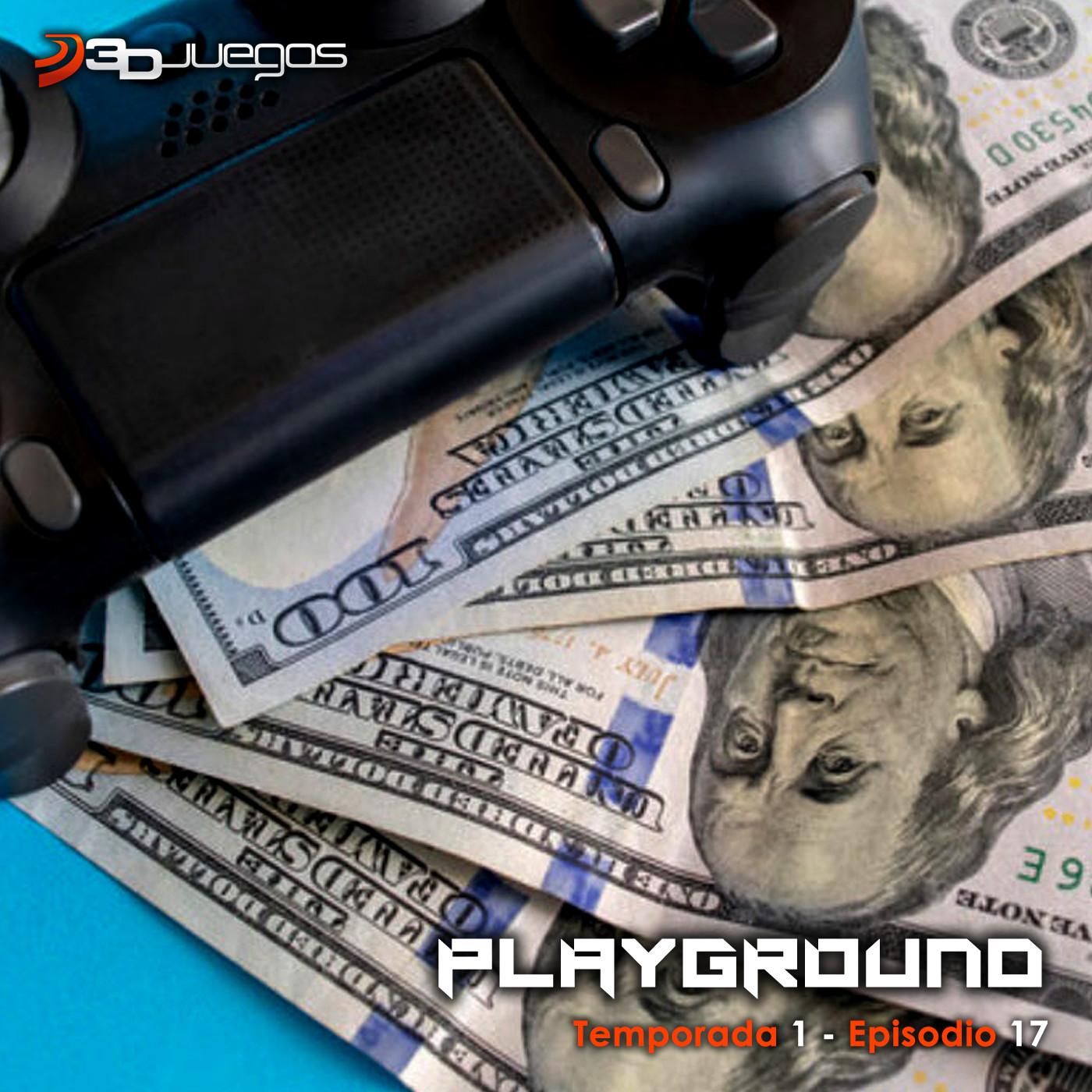 Playground Episodio 17 - ¿Serán más caros los juegos de la nueva generación?