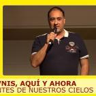 """OVNIS, AQUÍ Y AHORA """"Visitantes de nuestros cielos"""" - Alfonso Trinidad ( MAGIC 2015 )"""