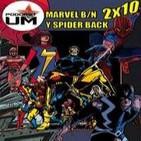 PODCASTUM 2x10 Marvel b/n y Spider-back