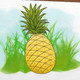 The first pineapple
