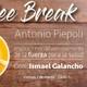 """Coffee Break 7 """"Influencia del entrenamiento de fuerza en la salud"""" con Ismael Galancho"""