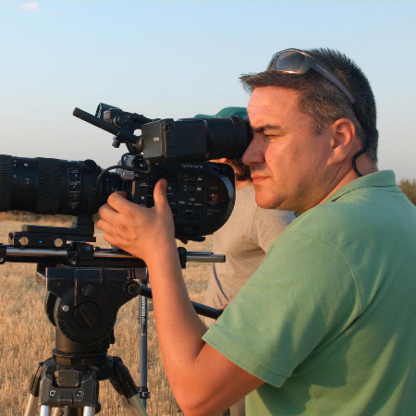Entrevista a Carlos Pérez, director de documentales en 1080 líneas