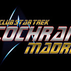 Carlos Martínez, presidente del Club Star Trek Cochrane Madrid