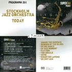 Programa 351: Stockholm Jazz Orchestra i Super Sax Project