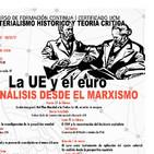"""José Antonio Zamora """"Teoría crítica: crisis del capitalismo, crítica de la ideologías y praxis emancipadora"""""""