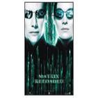Matrix Reloaded. Yo soy el Arquitecto, soy el creador de Matrix. Te estaba esperando.