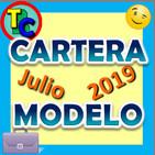CARTERA MODELO CROWDLENDING - Actualización Julio 2019 - Plataformas, Rendimiento, Estrategia...