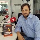 El periodista Bernardo Carrión presenta su primera novela sobre corrupción política 'Sinpiedad'