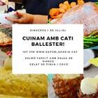 01/07/2020 Cuinam amb Cati Ballester