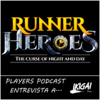 "PLAYERS PODCAST. Entrevista a IKIGAI PLAY ""RUNNER HEROES"""