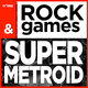 Rock and Games - Super Metroid