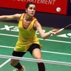 Carolina Marín, principal favorita para el oro