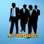 El Séquito 2x07 Series y pelis que NO ha visto Fran Izuzquiza - Las mejores recomendaciones - Mayte deja comentarios!
