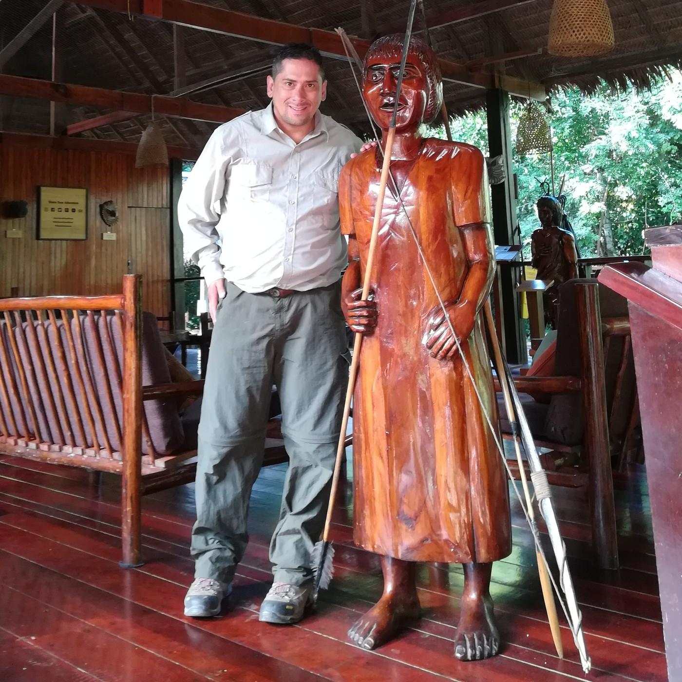 Ecoturismo en Perú, con Ángel Cáceres Miranda