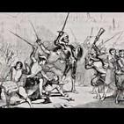 A propósito del Quijote Una discusión absurda y muchos mamporros.