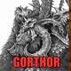 Gorthor el Cruel y Amon'Chakai Paladines del Caos (2) #21 Héroes y Leyendas Warhammer Fantasy