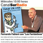 """""""Vengo sin cita"""" con """"Los Fantásticos"""" de """"Aquí Estamos"""" en Canal Sur, con Rafa Cremades. Fernando Fabiani."""