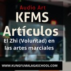 Audio post 2. La voluntad (Zhi)