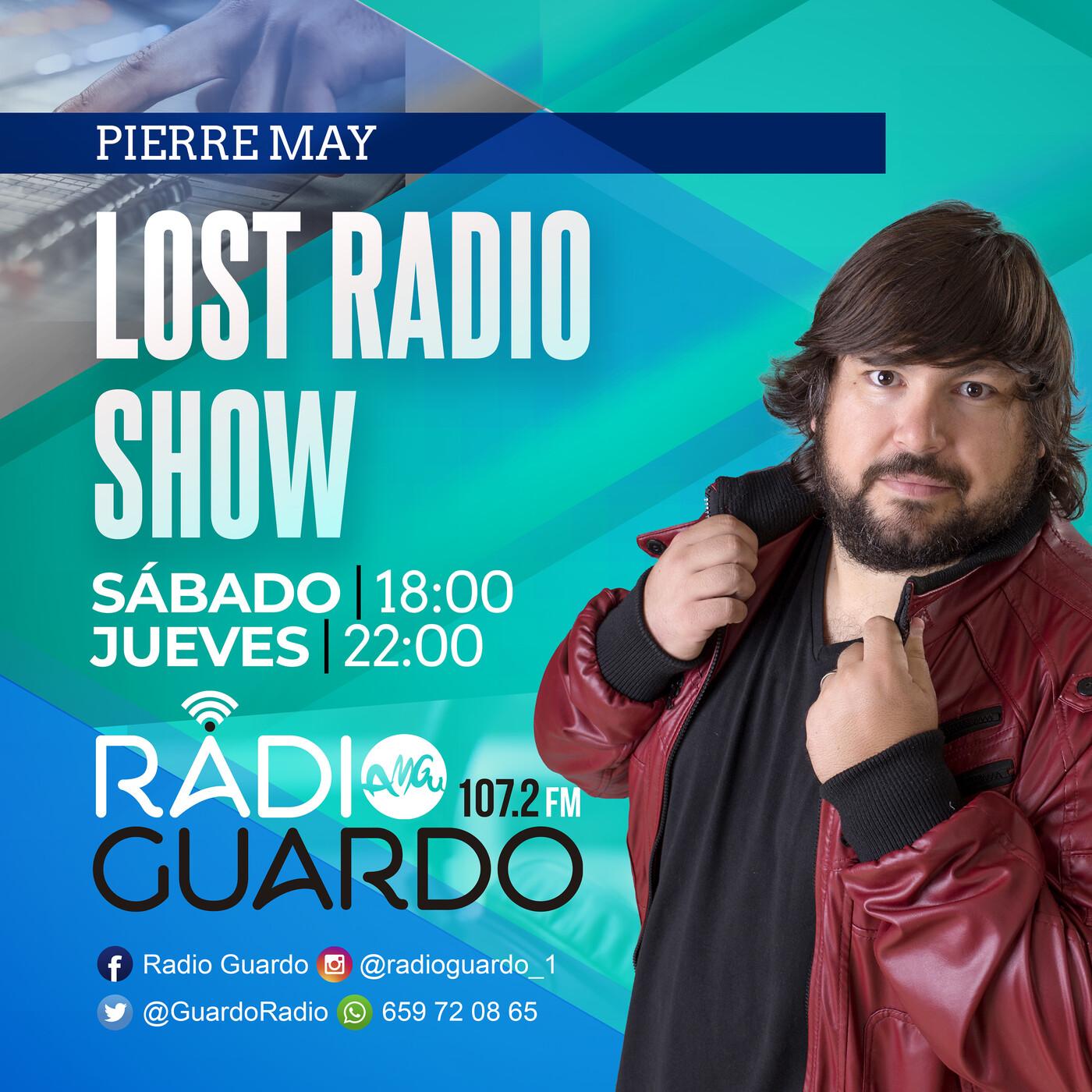 Radiio Guardo, Lost Radio Show by Pierre May, 17 octubre 2020