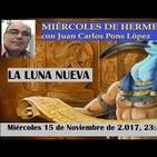 LA LUNA NUEVA, con Juan Carlos Pons López