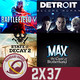 GR (2x37) Battlefield V, Detroit Become Human, State of Decay 2 y Max: The Curse of Brotherhood (Análisis-Entrevista)