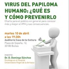 Entrevista Domingo Sánchez- Oncólogo del hospital Virgen de la Arrixaca-
