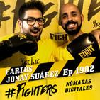 Fighters, aprendiendo de CARLOS JONAY SUÁREZ: Nómada digital y estrategia digital