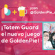 Totem Guard con Golden Pie | Pixelbits con Cerveza