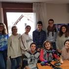 El grupo de teatro del colegio San Gregorio actúa en el 30 FICA