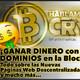 #GANAR #DINERO con DOMINIOS descentralizados en la #Blockchain! Hablamos Cripto T02E19