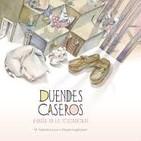 Del libro Duendes Caseros de María Gabriela Lovera, Escalon Peldañoso