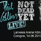 79 - Phil Collins - Not Dead Yet LIVE - Cologne, 14.06.2017