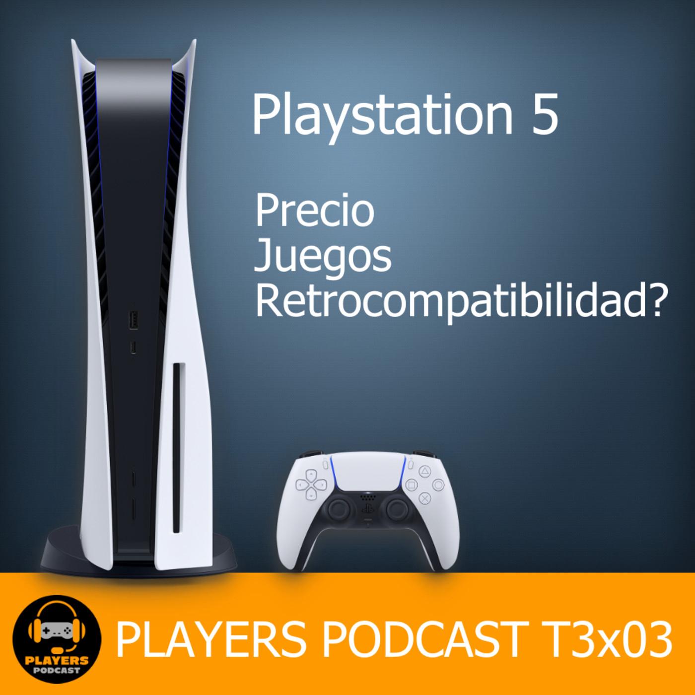 Players Podcast: PS5 ¡Ya agotada!, Insert Coin: Nintendo DS Historia y juegos