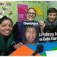 Sabado 26 Mayo- Integrantes del Colectivo La Garganta Poderosa de Uruguay y Argentina