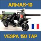 AR10#04 Vespa 150 TAP