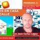 MÁS RADIACIONES EN CASA QUE EN LA CALLE - La Salud del Hábitat ( Programa 21 )