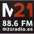 La vuelta al día en Radio M21 29/11/2018