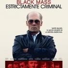 Black Mass: Estrictamente Criminal ( #Audesc Thriller. Drama. Crimen. Policíaco. Mafia 2015)